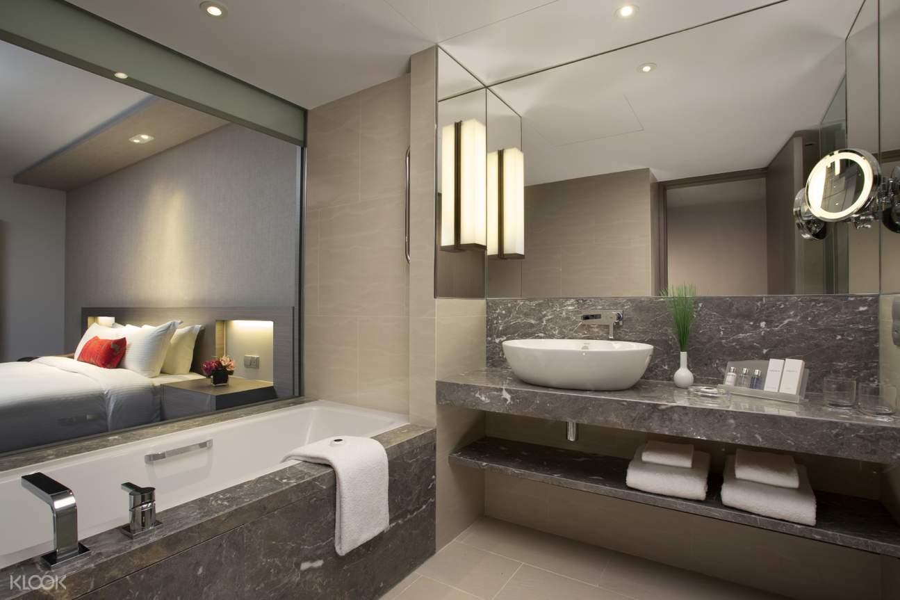 Carlton Executive Room - Bathroom